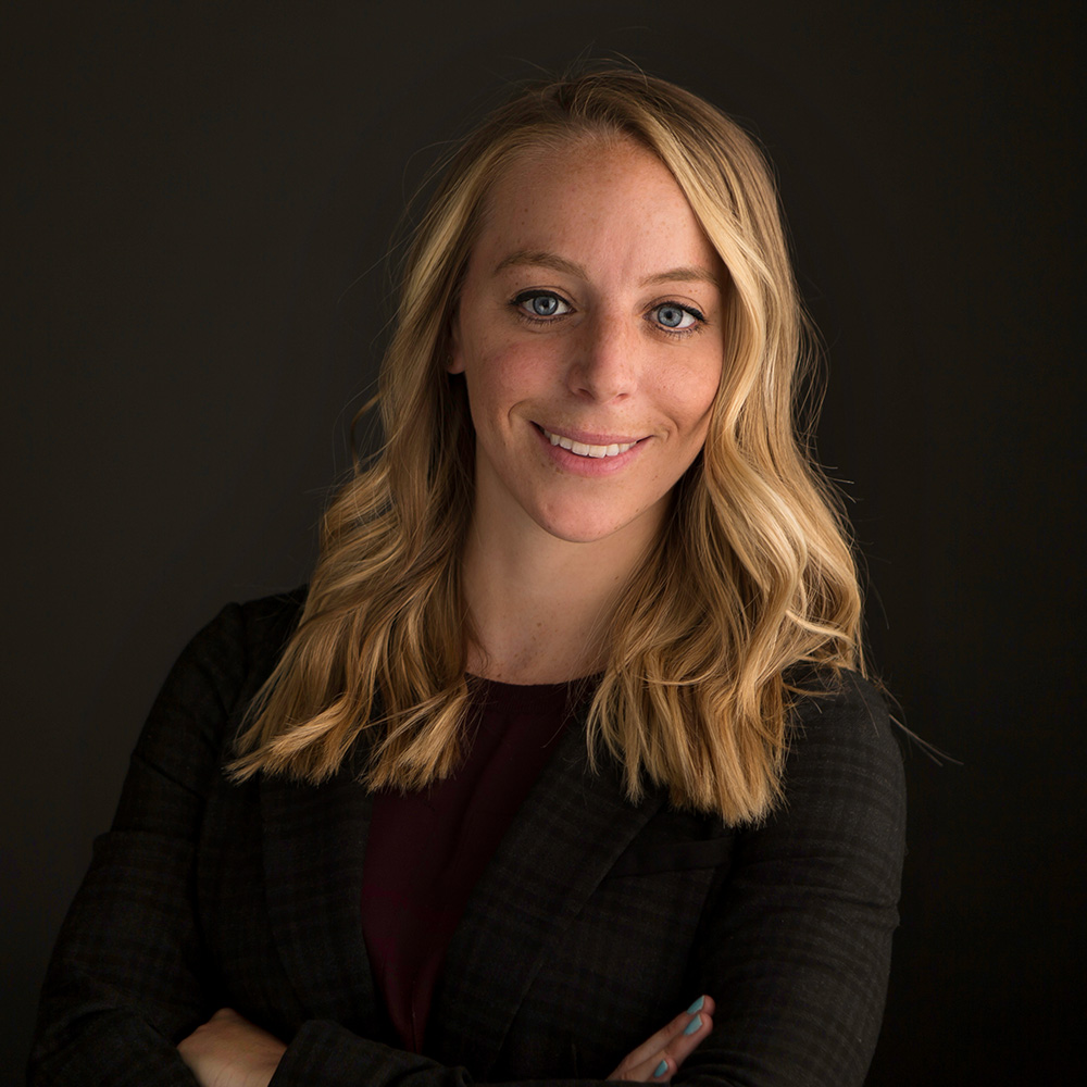Brittani Lutz, Manager, Recruitment with Lambert Nemec Group