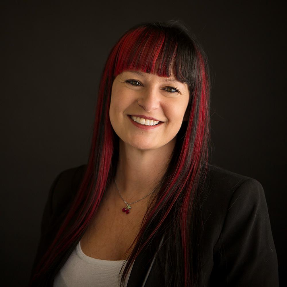 Shannon Chartrand, Manager, Marketing